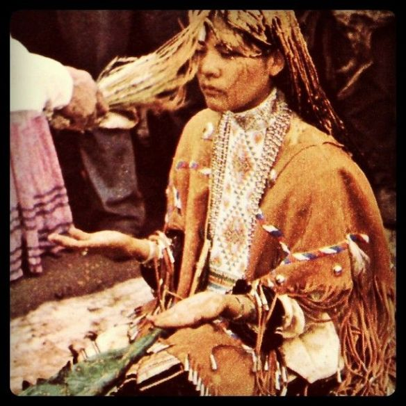 Apache Sunrise Ceremony- A Woman Coming of Age-