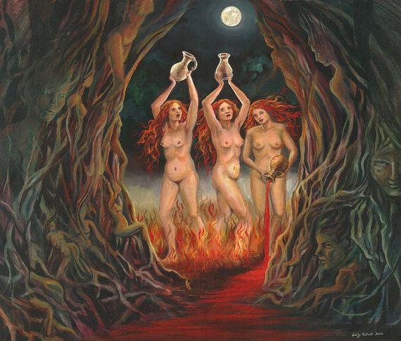Menstrual Night BY Emily Balivet