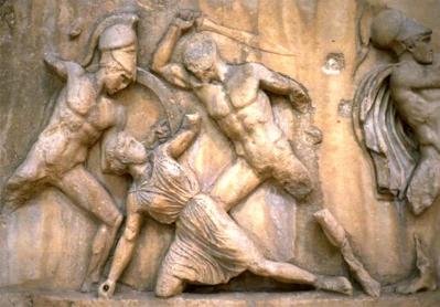 Greeks and gender