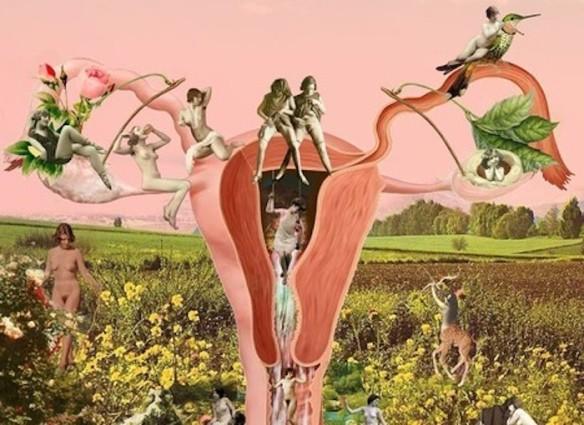 Utero by Elisa Riemer