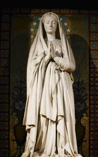 Vigin Notre Dame Lorette