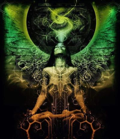 Visionary States DMT