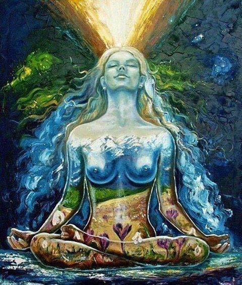Sacred-Relationship Inner Ecology