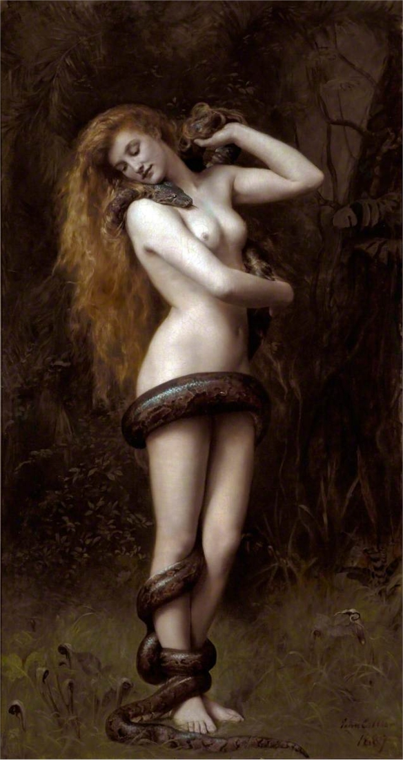 Lilith-John-Collier-painting